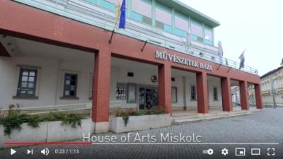 House of Arts Miskolc